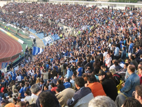 iraklis sold out
